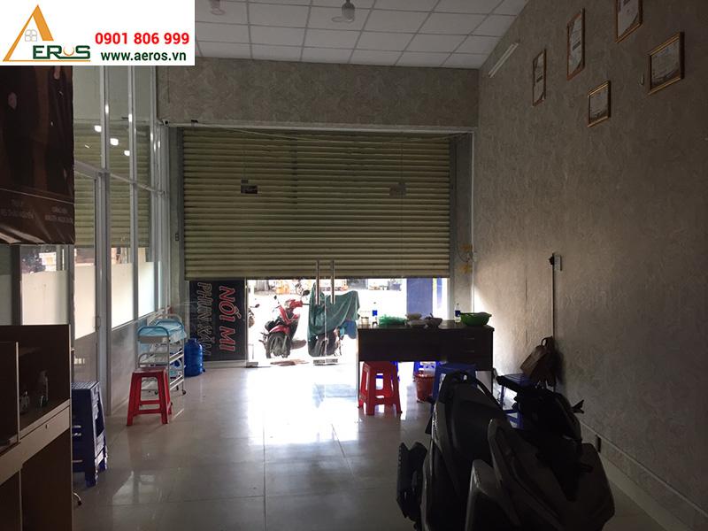 Hiện trạng tiệm nail Diễm Nguyễn tại quận 9